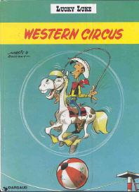 Western Circus - (Lucky Luke 36)