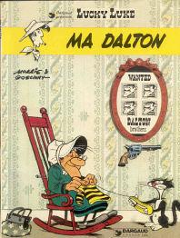 Ma Dalton - (Lucky Luke 38)
