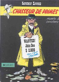 Chasseur de Primes - (Lucky Luke 39)