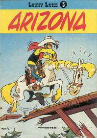Arizona - (Lucky Luke 3)