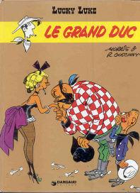 Le Grand Duc - (Lucky Luke 40)
