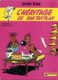 L'Héritage de Ran Tan Plan - (Lucky Luke 41)