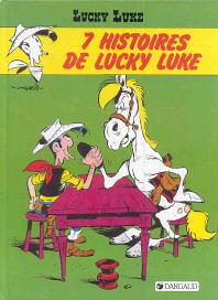 7 Histoires de Lucky Luke - (Lucky Luke 42)