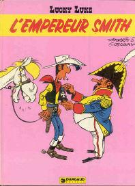 L'Empereur Smith - (Lucky Luke 45)