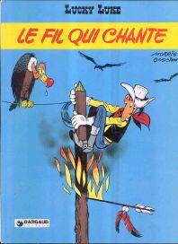 Le Fil qui Chante - (Lucky Luke 46)