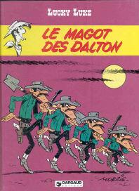 Le Magot des Dalton - (Lucky Luke 47)