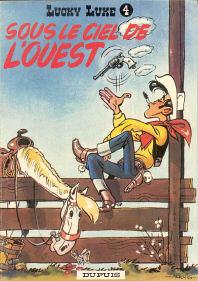 Sous le Ciel de l'Ouest - (Lucky Luke 4)