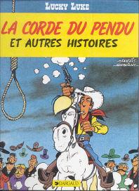 La Corde du Pendu - (Lucky Luke 50)