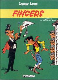 Fingers - (Lucky Luke 52)