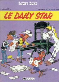 Le Daily Star - (Lucky Luke 53)