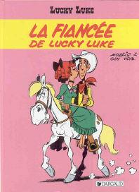 La Fiancée de Lucky Luke - (Lucky Luke 54)