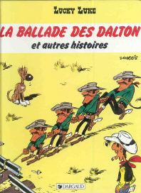 La Ballade des Dalton et Autres Histoires - (Lucky Luke 55)