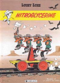 Nitroglycerine - (Lucky Luke 57)