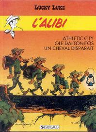 L'Alibi - (Lucky Luke 58)