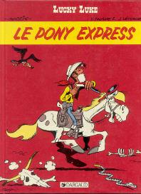 Le Pony Express - (Lucky Luke 59)