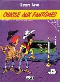 Chasse aux Fantômes - (Lucky Luke 61)