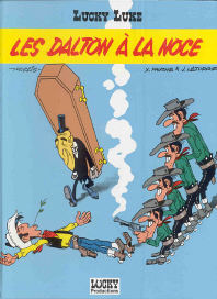 Les Dalton à la Noce - (Lucky Luke 62)
