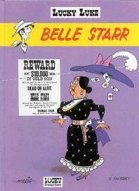 Belle Starr - (Lucky Luke 64)