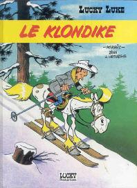 Le Klondike - (Lucky Luke 65)
