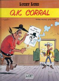 O.K. Corral - (Lucky Luke 66)