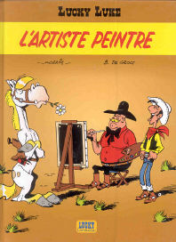 L'Artiste Peintre - (Lucky Luke 69)