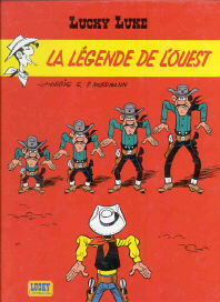 La Légende de l'Ouest - (Lucky Luke 70)