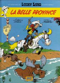 La Belle Province - (Lucky Luke 71)