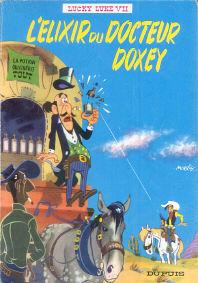 L'Elixir du Docteur Doxey - (Lucky Luke 7)