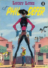 Et Phil Defer - (Lucky Luke 8)