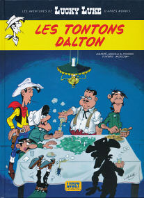 Les Tontons Dalton - (Lucky Luke six)