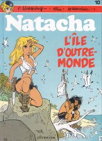 L'Île D'Outre-Monde - (Natacha 10)