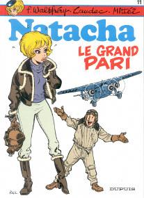 Le Grand Pari - (Natacha 11)