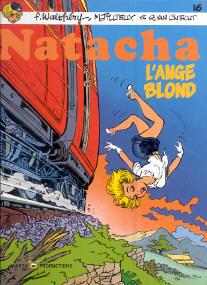 L'Ange Blond - (Natacha 16)