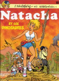 Et les Dinosaures - (Natacha 18)