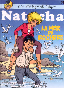 La Mer de Rochers - (Natacha 19)
