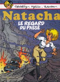 Le Regard Du Passé - (Natacha 21)