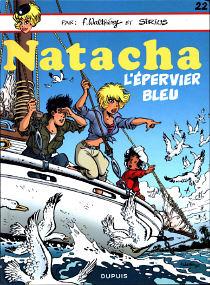 L'Épervier Bleu - (Natacha 22)