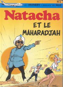 Et le Maharadjah - (Natacha 2)