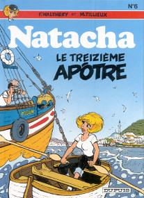 Le Treizième Apôtre - (Natacha 6)