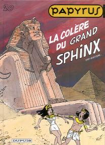 La Colère du Grand Sphinx - (Papyrus 20)