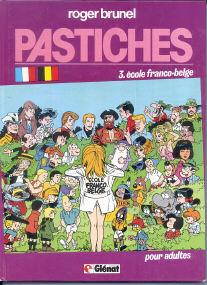 École Franco-Belge - (Pastiches 3)