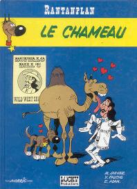 Le Chameau - (Rantanplan 11)