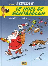 Le Noël de Rantanplan - (Rantanplan 16)