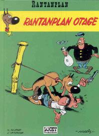 Rantanplan Otage - (Rantanplan 3)