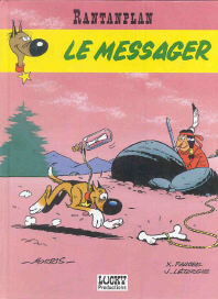 Le Messager - (Rantanplan 9)