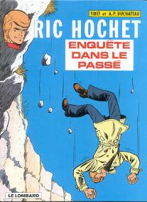 Enquête dans le Passé - (Ric Hochet 18)