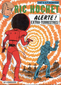 Alerte! Extra-Terrestres! - (Ric Hochet 21)
