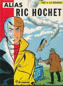 Alias Ric Hochet - (Ric Hochet 9)