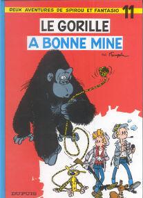 Le Gorille a Bonne Mine - (Spirou et Fantasio 11)