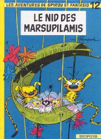 Le Nid des Marsupilamis - (Spirou et Fantasio 12)